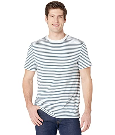 Calvin Klein Short Sleeve Liquid Stripe T-Shirt Men