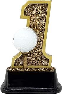 golf trophy plaques