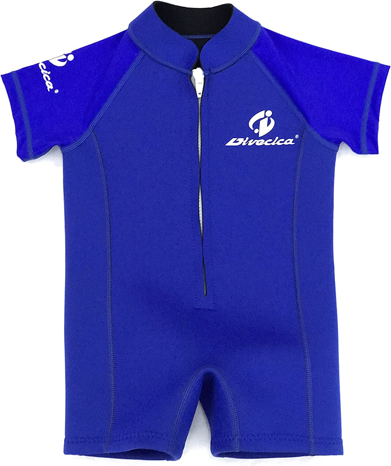 DIVECICA Baby Neoprene Rubber 2mm Clothes Blue Diving Bright Wet Max 59% OFF Free Shipping New