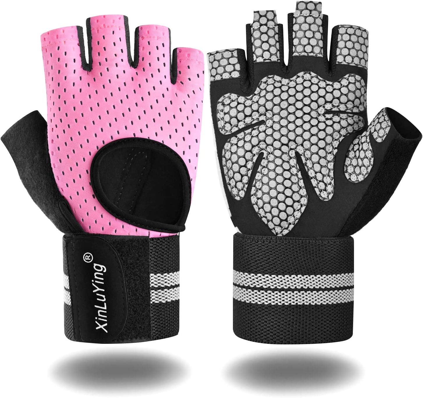 Xinluying Workout Gloves for Men Ranking TOP8 - Women It is very popular Training Gym