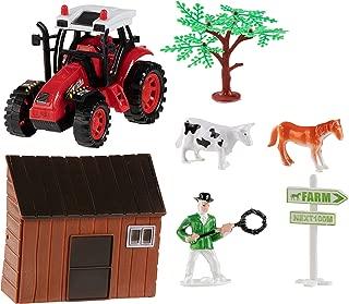 miniature farm house