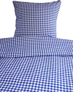 Suchergebnis Auf Amazonde Für Blau Karierte Bettwaesche