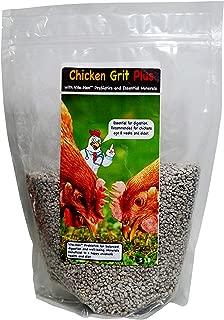 Chicken Grit Plus with Vita-Hen Prebiotics and Essential Minerals | Poultry Grit Supplement | 5 lb