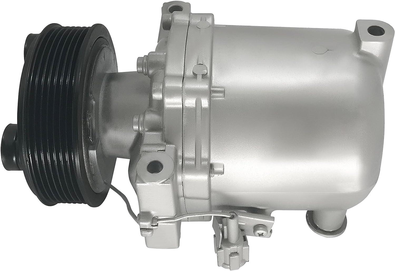 RYC Remanufactured 感謝価格 AC Compressor and Clutch ハイクオリティ A EG885 C