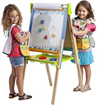 ECR4Kids 3-in-1 Premium Standing Art Easel with Accessories