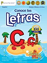 Meet the Letters (Spanish Version)