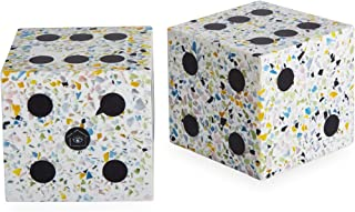 Now House by Jonathan Adler Terrazzo Dice