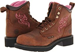 "Katerina 6"" Steel Toe"