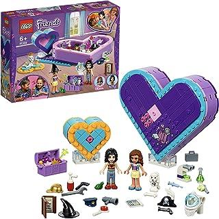 レゴ(LEGO) フレンズ 2人のハートの小物入れ オリビア&ヴィッキー 41359 ブロック おもちゃ 女の子