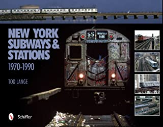 New York Subways and Stations, 1970-1990