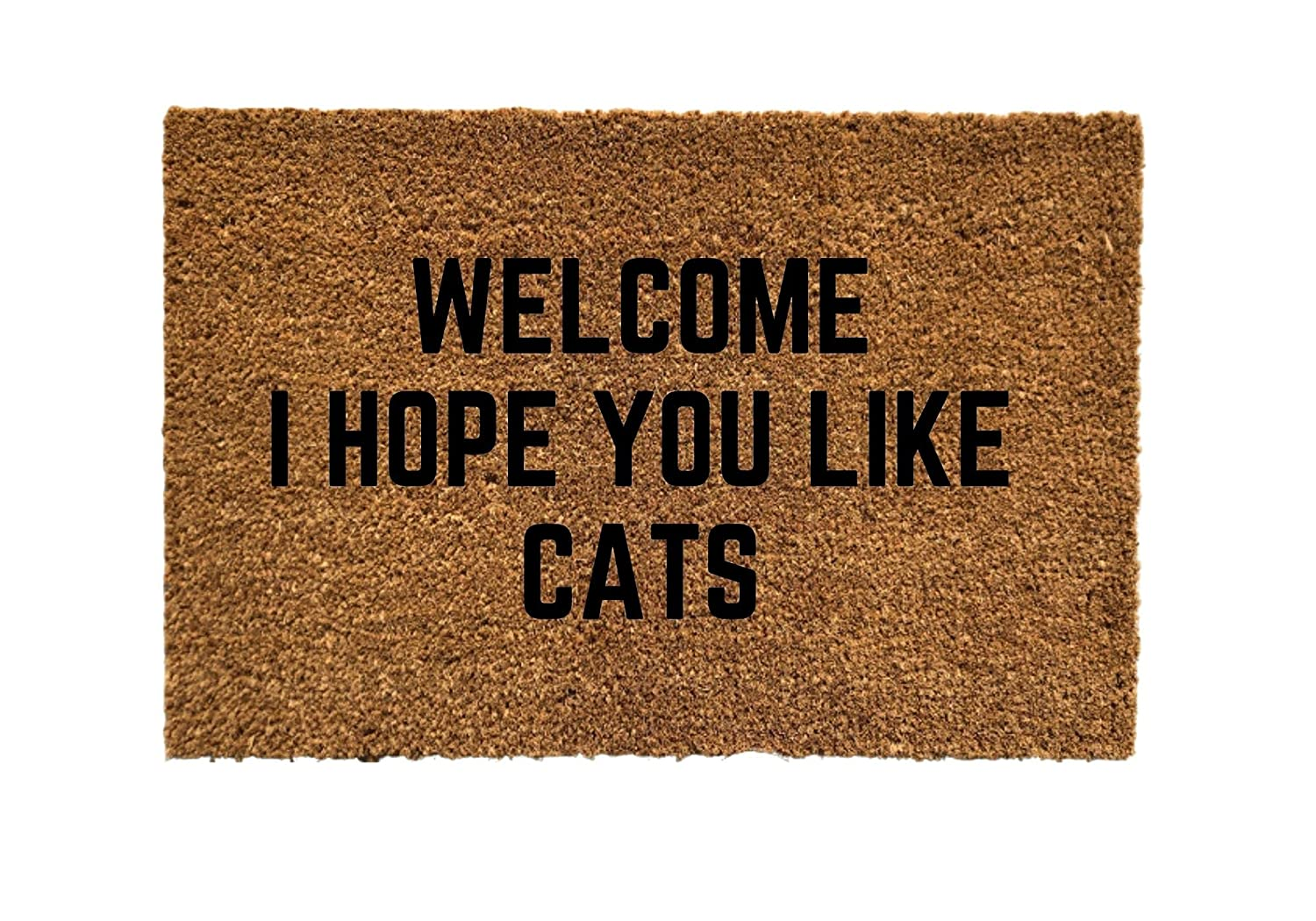 Welcome I Hope You Like mats Door Doorm High quality new 2021 new Cats Cat