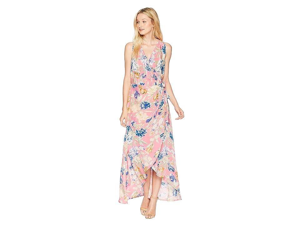 Tolani Annette Maxi Dress (Tropical) Women