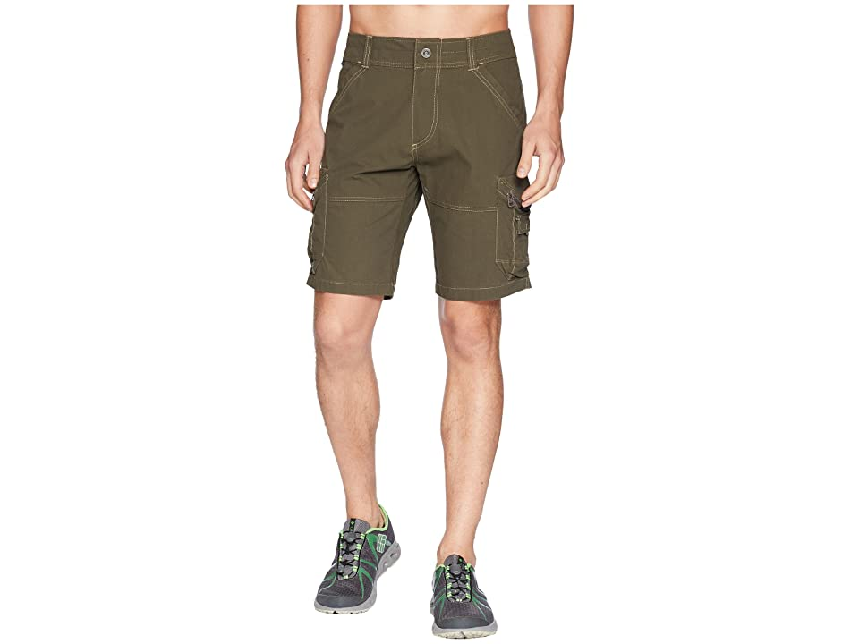 KUHL Ambush Cargo Shorts (Gun Metal) Men