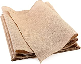FELIZEST Burlap Table Runner, Natural Jute Table Runner Perfect for Weddings,Table-Runners, Decorations and Crafts. Decorate Without Mess (14 inch X 108 inch X 2 PC)