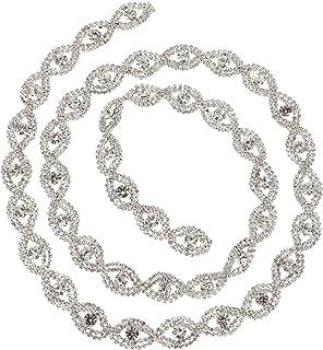HEALLILY Belly Chain Silver Beach Bikini Body Chain Waist Summer Party Body Chain Jewelry for Women and Girls