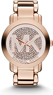 Michael Kors Rose Gold Outlets Watch