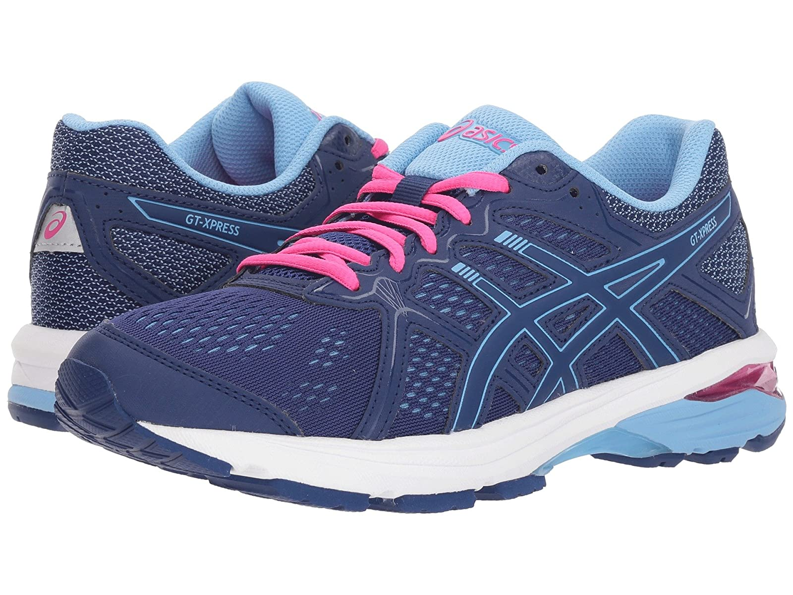 ASICS GT-XpressAtmospheric grades have affordable shoes