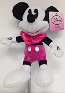 "Mickey Mouse ""Perfect Match"" Valentine 7"" Plush Doll Disney"