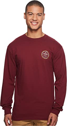 Vans - Established 66 Long Sleeve Tee