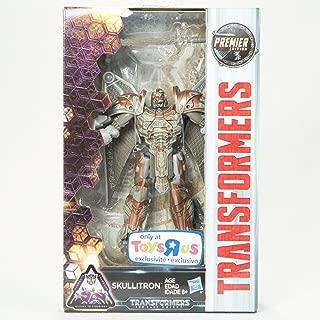 Hasbro Transformers The Last Knight Premier Deluxe Skullitron Deluxe Action Figure