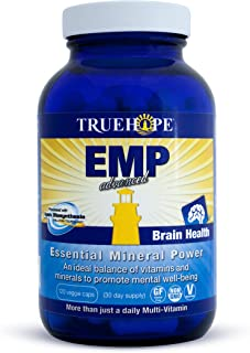 Truehope Essential Mineral Power, 120 Capsules