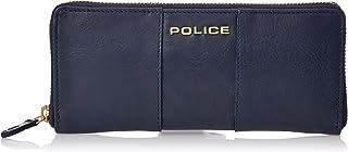 Police Aura Mens Wallet, Card Case & Money Organizer, Blue