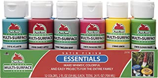 Apple Barrel Essentials Paint Set, 12