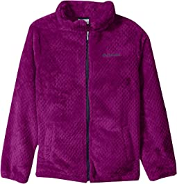 Fluffy Fleece™ Full Zip (Little Kids/Big Kids)