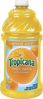 Tropicana Orange Juice, 96 oz Bottles (Pack of 6)