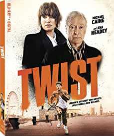 Modern-Day Thriller TWIST arrives on Blu-ray, DVD and Digital Sept. 28 from Lionsgate