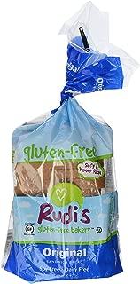 Rudi's Gluten-Free Original Sandwich Bread, 18 Ounce (Frozen)