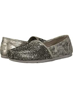 Manmade BOBS from SKECHERS Pewter Shoes