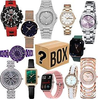 ساعتهای مردانه ساعتهای ورزشی ساعتهای تجاری ساعتهای الکترونیکی ساعتهای درجه یک هالووین جعبههای هدیه کریسمس هدیه برای والدین ، شوهران ، همسران و دوستان ، سبکهای تصادفی