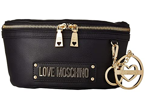 LOVE Moschino Classic Leather Fanny Pack