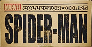 2016 - Marvel Collector Corps - Spider-Man Box - Pop! #160 Bobble-Head/Fabrikations #32 Plush Figure #16 Variant Edition Comic - Plus More - Collectible