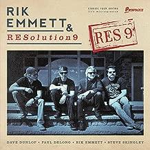 rik emmett and resolution 9