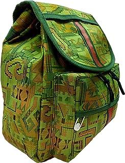 شنطة صغيرة متعددة الالوان للنساء والبنات حقائب ظهر للمدرسة ، نادي