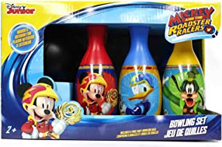 Mickey Clubhouse Bowling Set