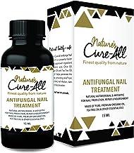 Nature's Cure-All Antifungal Nail Fungus Treatment Solution 15ml Maximum Strength