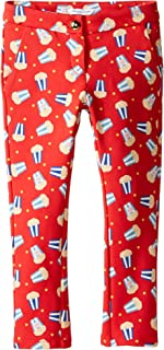[マークジェイコブス] Little Marc Jacobs レディース All Over Printed Pop Corn Trousers (Toddler) ボトムス Pop Red 2T Toddler [並行輸入品]