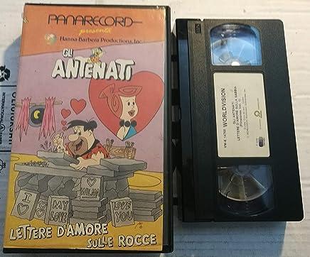 GLI ANTENATI - LETTERE D'AMORE SULLE ROCCE (INEDITO IN DVD)