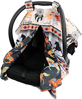 Best western infant car seat covers Reviews