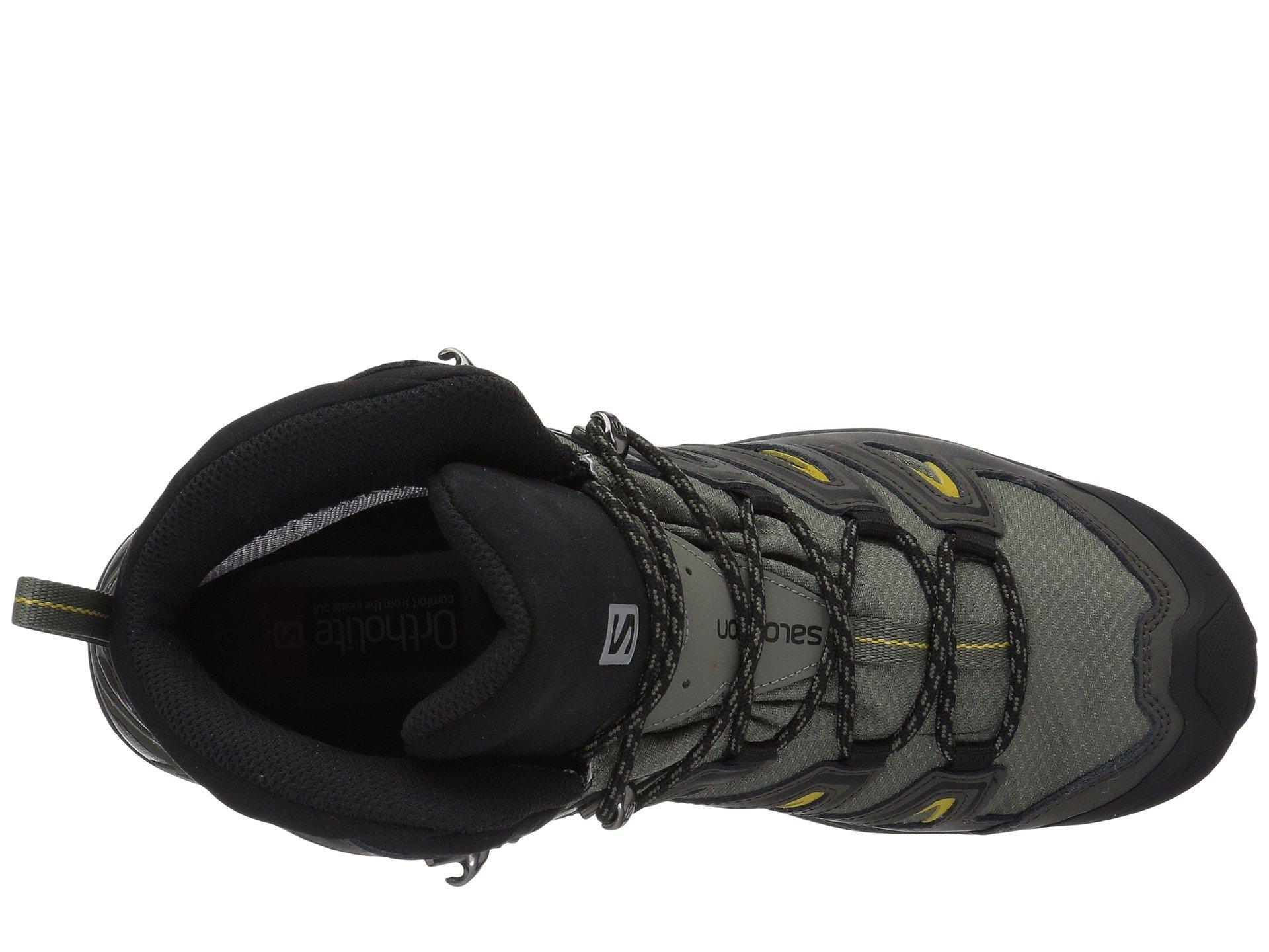 black Castor Gtx® Gray Mid X 3 Sulphur Ultra green Salomon 4qSax