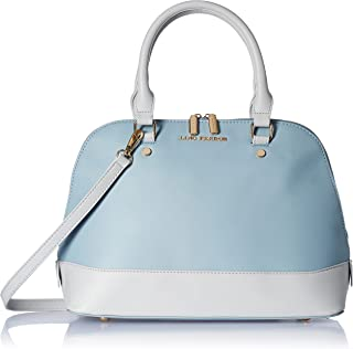 Lino Perros Womens Synthetic Leather Satchel