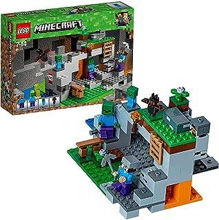 LEGO Minecraft - La Cueva de los Zombis