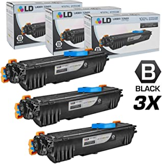 LD Compatible Toner Cartridge Replacement for Konica Minolta PagePro 1300 Series 1710567-001 High Yield (Black, 3-Pack)
