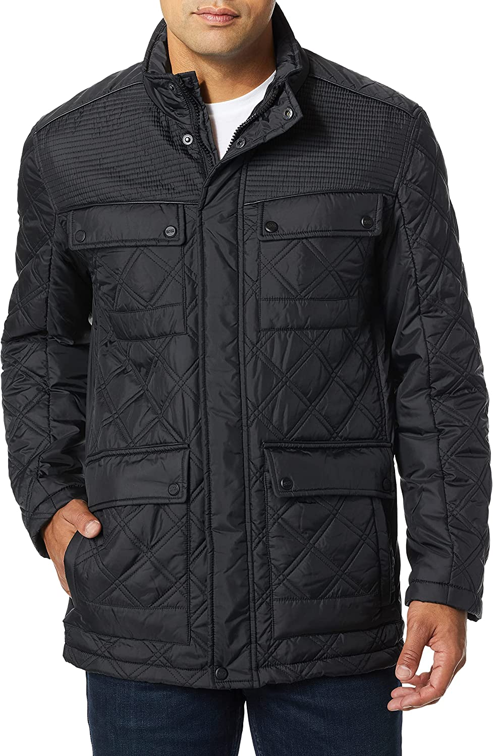 Marc New York Ranking TOP12 by Fort Worth Mall Andrew Ja Quilted Men's Patton Four-Pocket