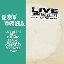 From The Vault: Live At The New Orleans House