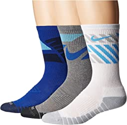 9b3671bd8 Nike. Everyday Plus Cushion Crew Socks 3-Pair Pack. $18.00. 3Rated 3 stars  out of 5. Multicolor 2