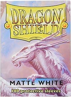 Dragon Shield Standard Sleeves (Matte White)